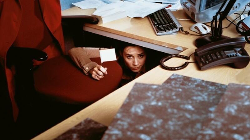 estres exceso de trabajo