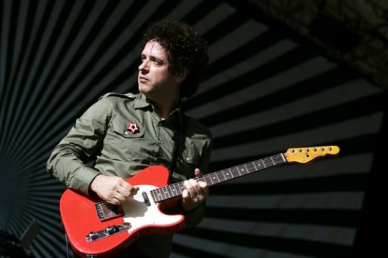 Antes de sufrir el accidente cardiovascular, el músico argentino ofreció un concierto en Caracas, Venezuela, en mayo de 2010.