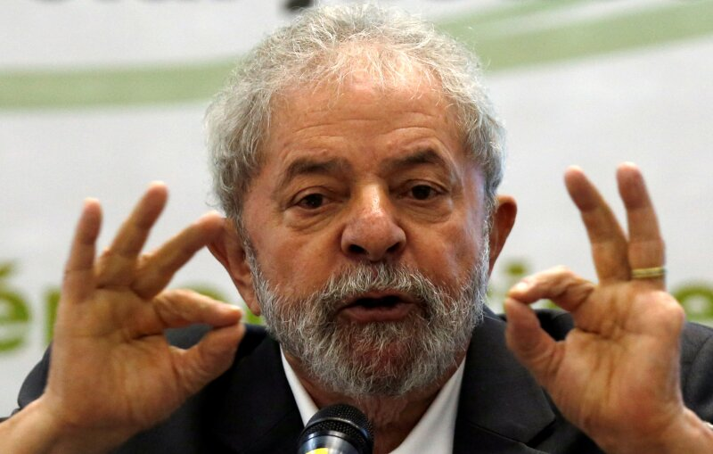 El exmandatario brasileño ha estado inmerso en escándalos políticos relacionados con la corrupción en la petrolera estatal.