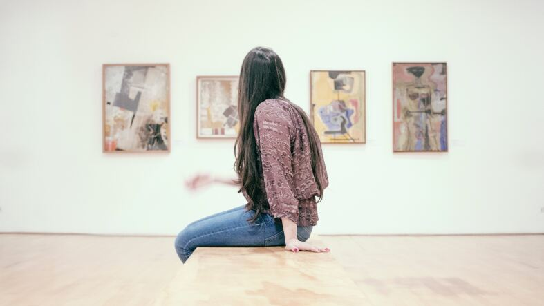 Arte - artistas - cuadros - pintura
