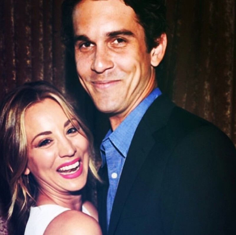 Kaley y Ryan se casaron tras pocos meses de ser novios, ahora parecen muy felices. Ella se casó de rosa en un Vera Wang.