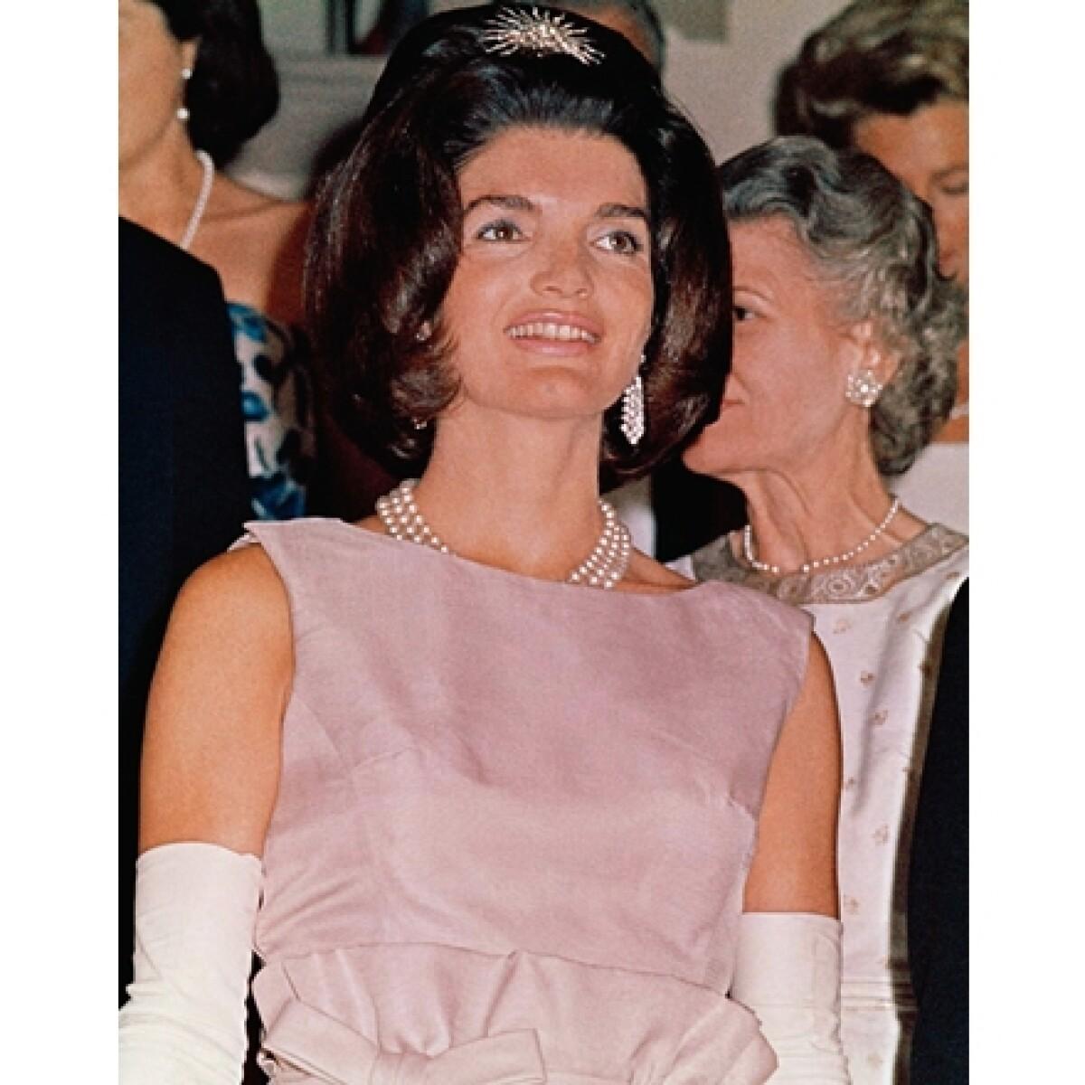 La historia de amor de John F. Kennedy y Jackie
