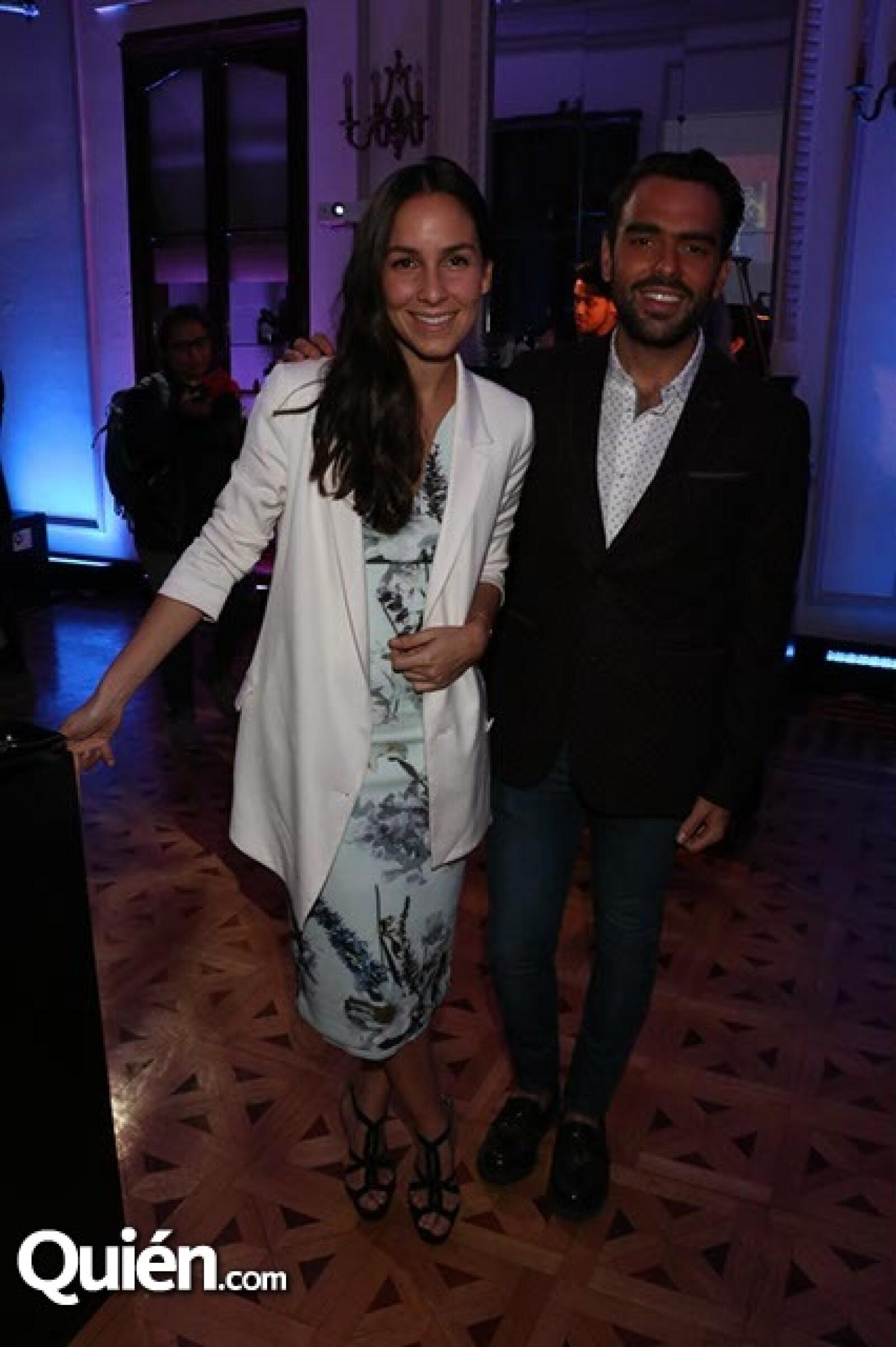 Tatiana Peralta y Alfonso de Bustos