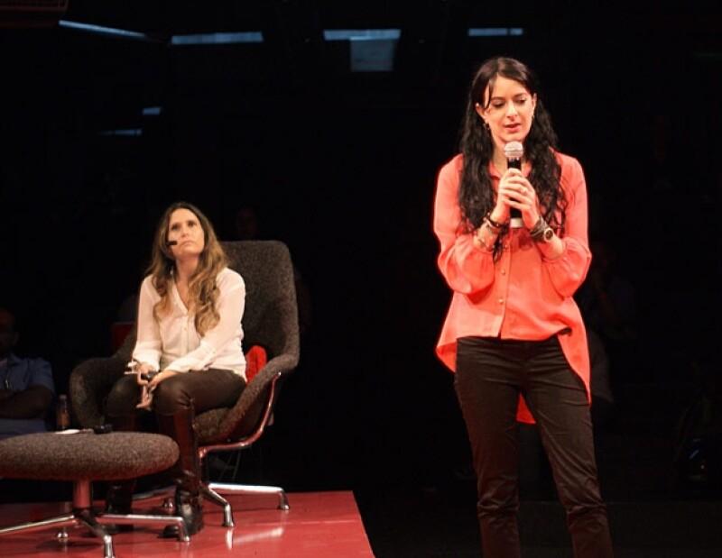 Este fin de semana se llevó a cabo el TEDxDF que se encarga de difundir a través de Internet una serie de ponencias dond expertos hablaron de cómo podemos cumplir nuestros sueños.