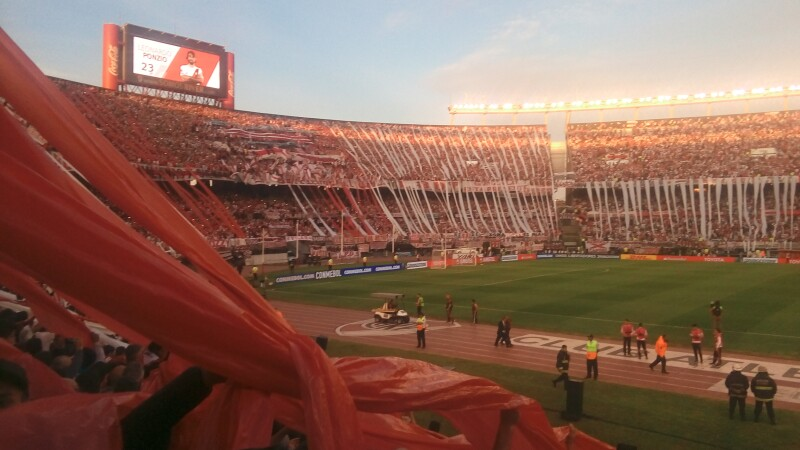 Estadio Monumental River Plate