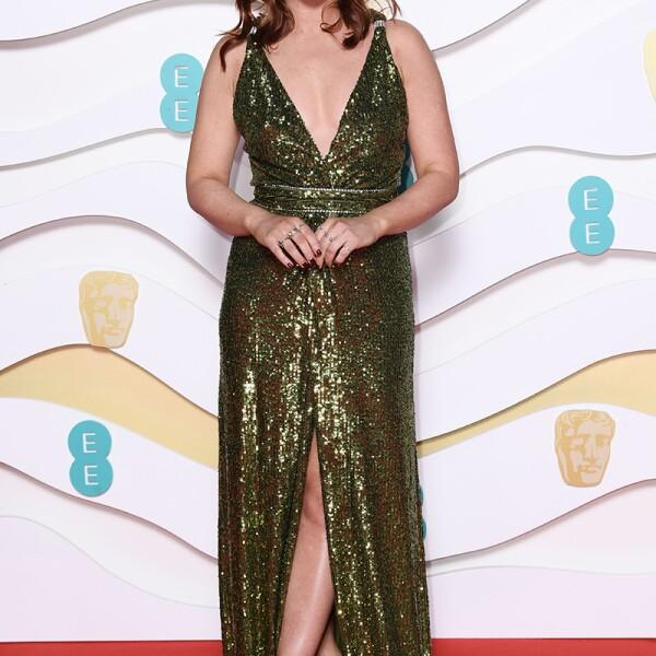 73rd British Academy Film Awards, Arrivals, Royal Albert Hall, London, UK - 02 Feb 2020