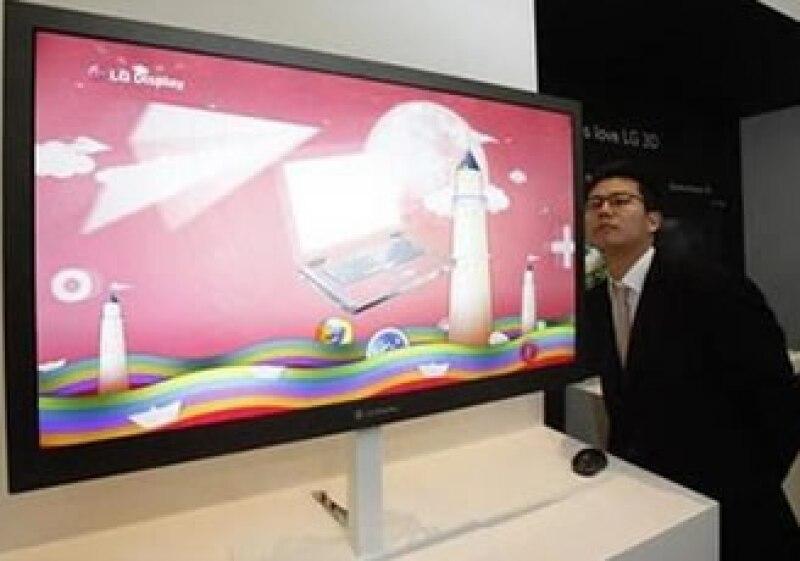 LG planea instalar otra línea de producción en el creciente mercado chino. (Foto: Reuters)