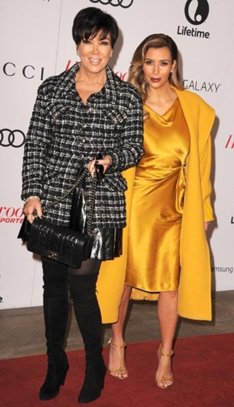 La matriarca del clan Kardashian comentó que su hija es otra persona desde la llegada de North West.