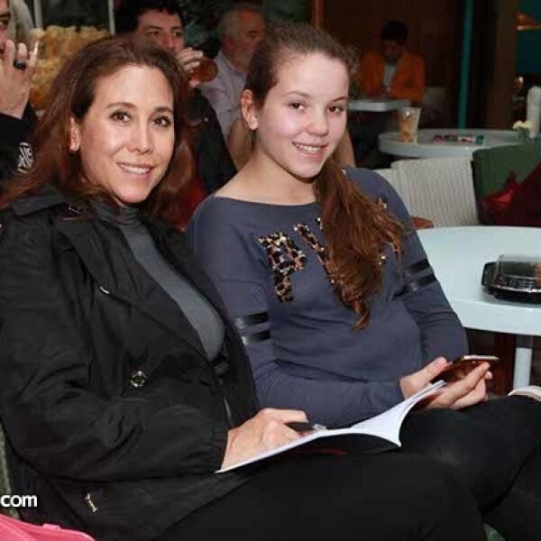 Mónica y Maria Ordiales