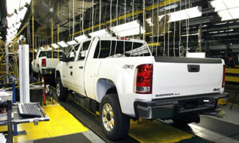 GM indicó que no tenía constancia de accidentes relacionados con las fallas de esos autos. (Foto: AFP)