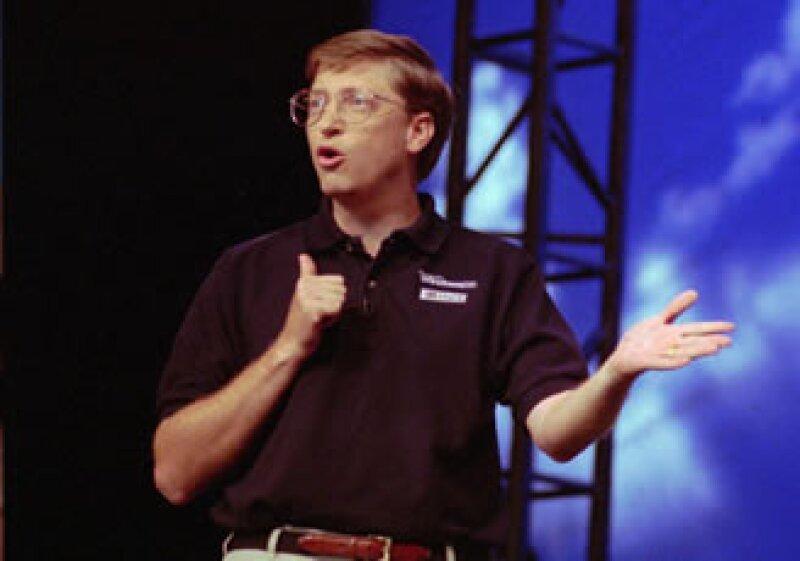 A 25 años de la oferta pública inicial de Microsoft, Bill Gates se ha alejado de la operación diaria de empresa. (Foto: AP)