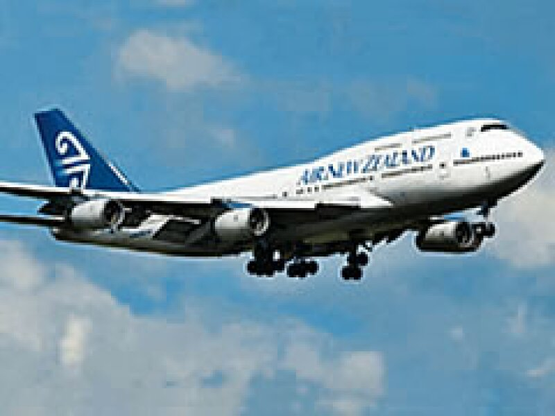 Air New Zealand busca volar con combustibles no contaminantes. (Foto: Especial)
