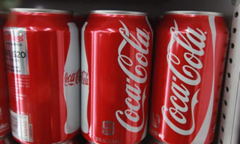 Las acciones de Coca-Cola han tenido un desempeño negativo en lo que va del año. (Foto: Getty Images)