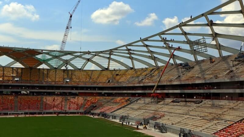 estadio Manaos Brasil