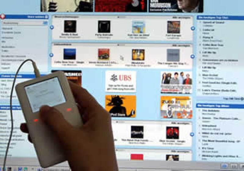 Los usuarios podrán adquirir canciones directamente desde la iTunes Store México.  (Foto: AP)
