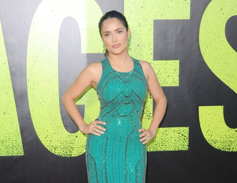 La actriz mexicana afirmó durante una entrevista a un medio estadounidense, que siempre intenta encontrar un equilibrio entre su carrera y su vida familiar.