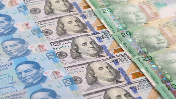 dolar canadiense tipo de cambio peso