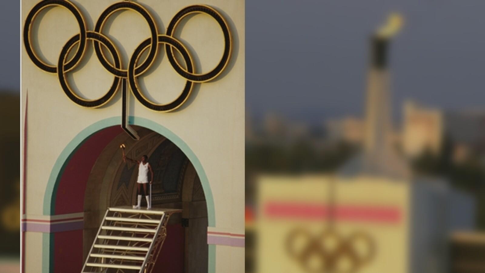 juegos, olimpicos, eu, los angeles, 1984