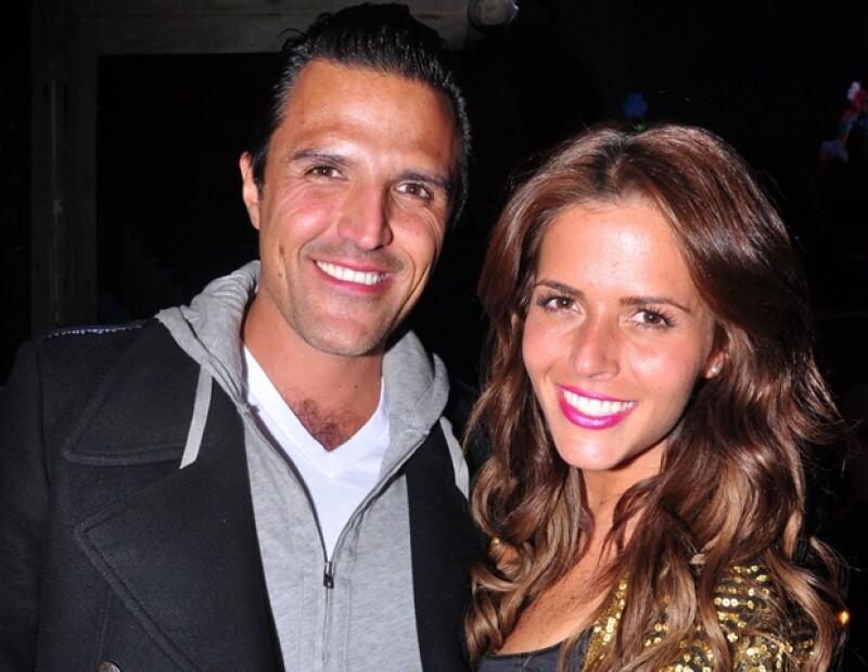 Billy Rovzar y Claudia Álvarez mostraron su apoyo a esta cinta mexicana.