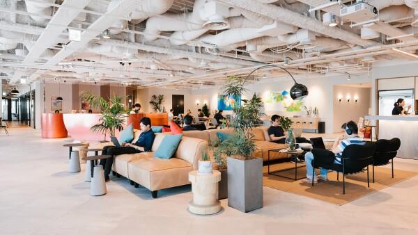 WeWork - oficinas - espacios corporativos