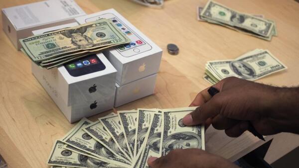 Apple está cerca del primer billón de dólares en su valor de mercado