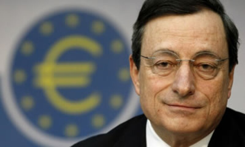 Draghi ha apostado muy alto. (Foto: AP)