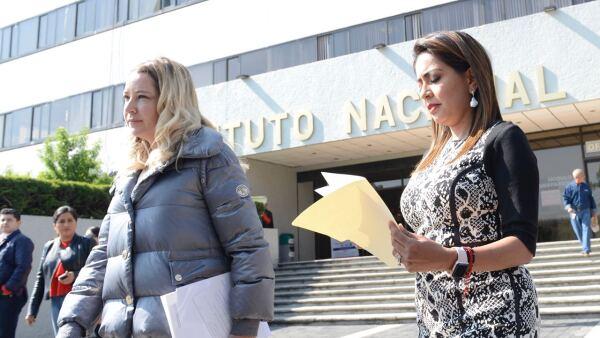PRI acusa a AMLO en el INE