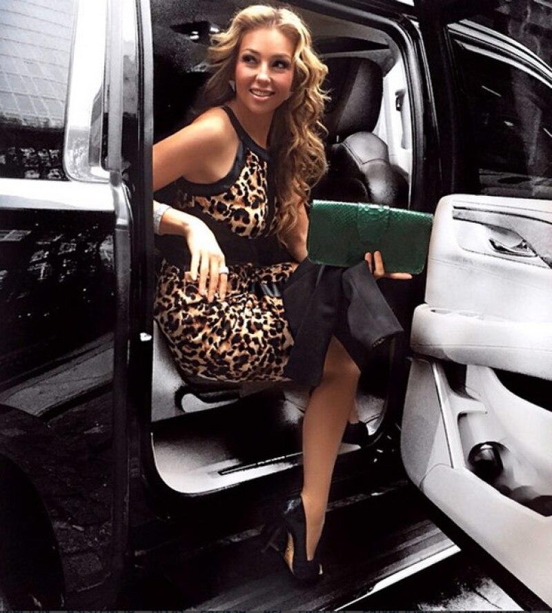 La cantante lleva ya más de 10 viviendo en Nueva York y se ha convertido en toda una conocedora de la ciudad.