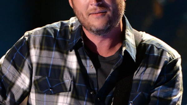 Blake Shelton ha enamorado a miles con su voz y su mirada, y aún más, después de sus carismáticas apariciones en The Voice.