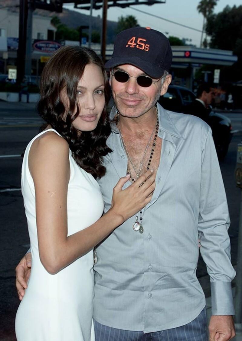 Uno de los momentos más turbios de la vida de Jolie ocurrió durante su matrimonio con Billy Bob