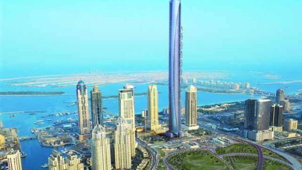 La firma diseñará penthouses en el lujoso edificio Pentomimium, en Dubai.