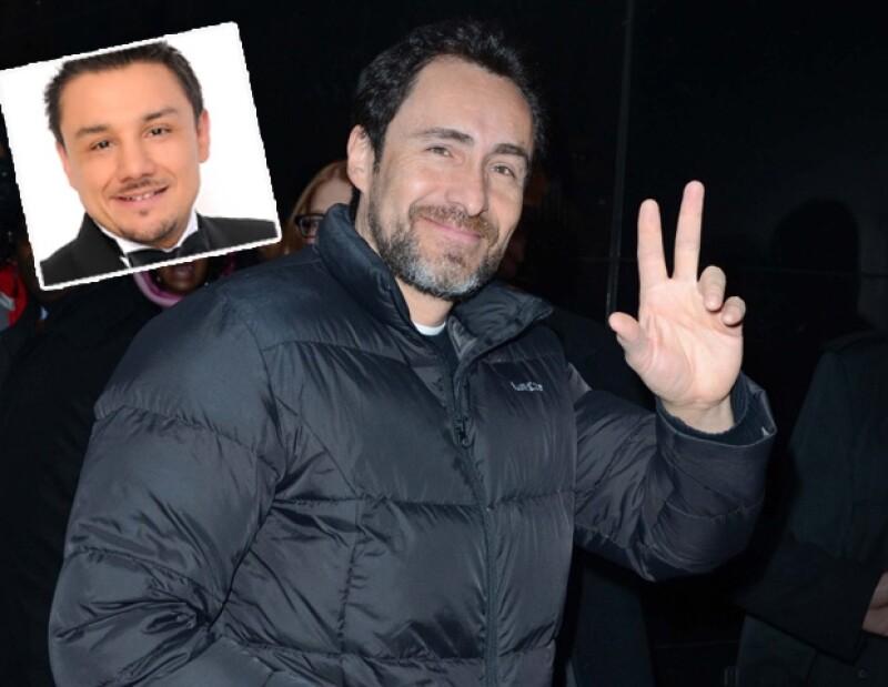 Demián Bichir siempre será recordado como el actor nominado al Oscar, según el periodista de TV Azteca Esteban Macías.
