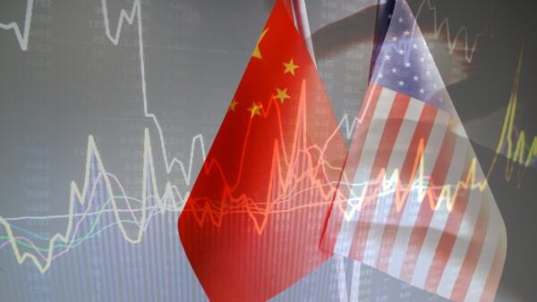 Estados Unidos balanza comercial China