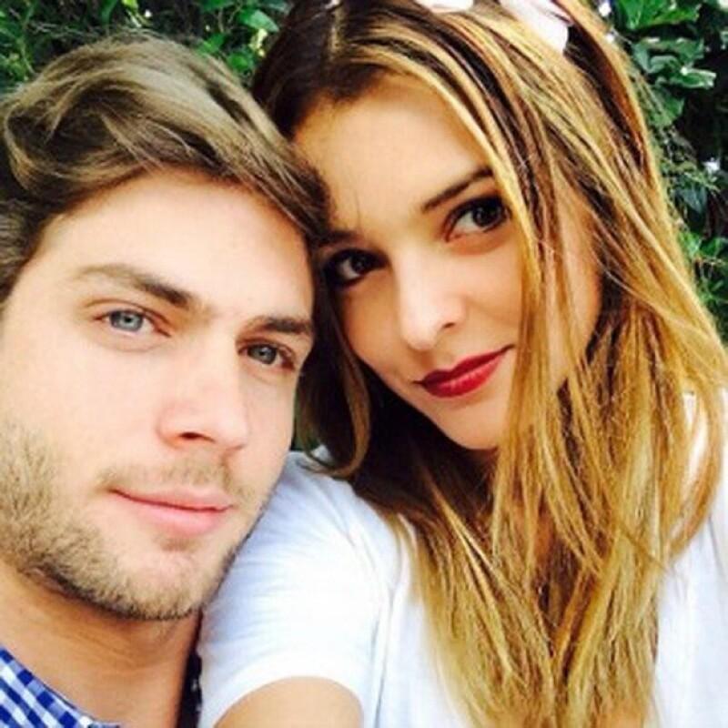 El actor declaró que contó con el apoyo de su familia y sus amigos para superar la separación.