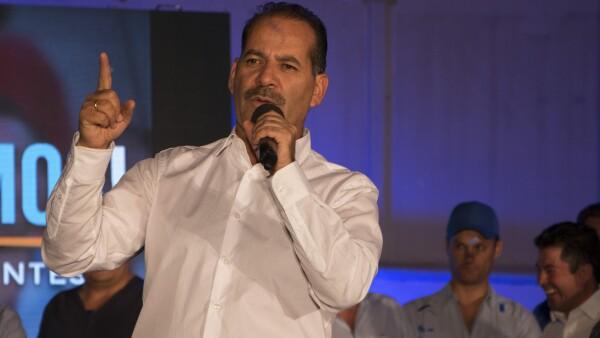 El panista Martín Orozco, virtual ganador de la elección, tiene entre sus iniciativas la instauración del sistema estatal anticorrupción.