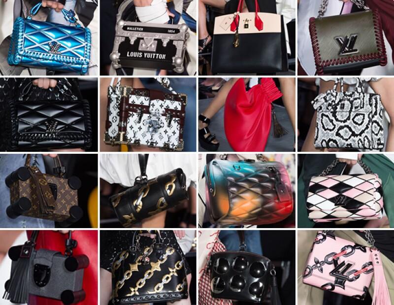 Las bolsas de SS16 de Louis Vuitton.