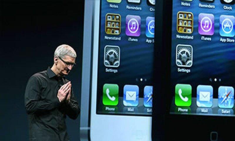 Con el lanzamiento del iPhone 5 al mercado, una gran cantidad de consumidores se pasarán a la red 4G.  (Foto: Cortesía CNNMoney)
