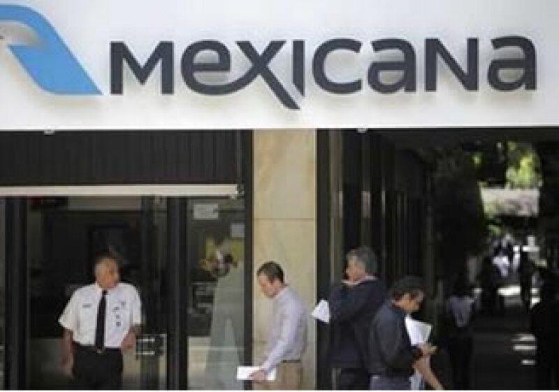 Compañía Mexicana de Aviación se encuentra en concurso mercantil tanto en México como en EU. (Foto: Archivo Reuters)