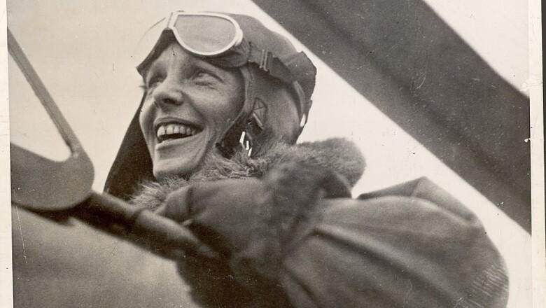 Amelia Earhart avion desaparicion