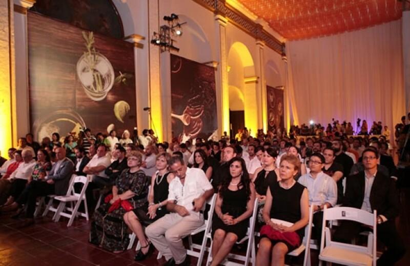 Los asistentes viajaron al estado de Campeche.