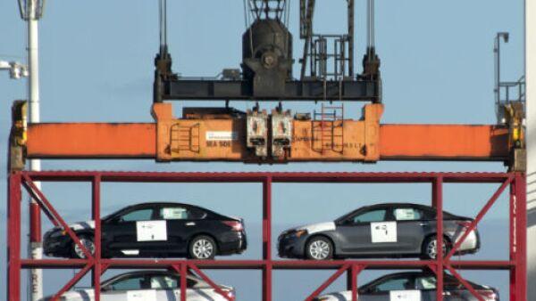 autos exportados