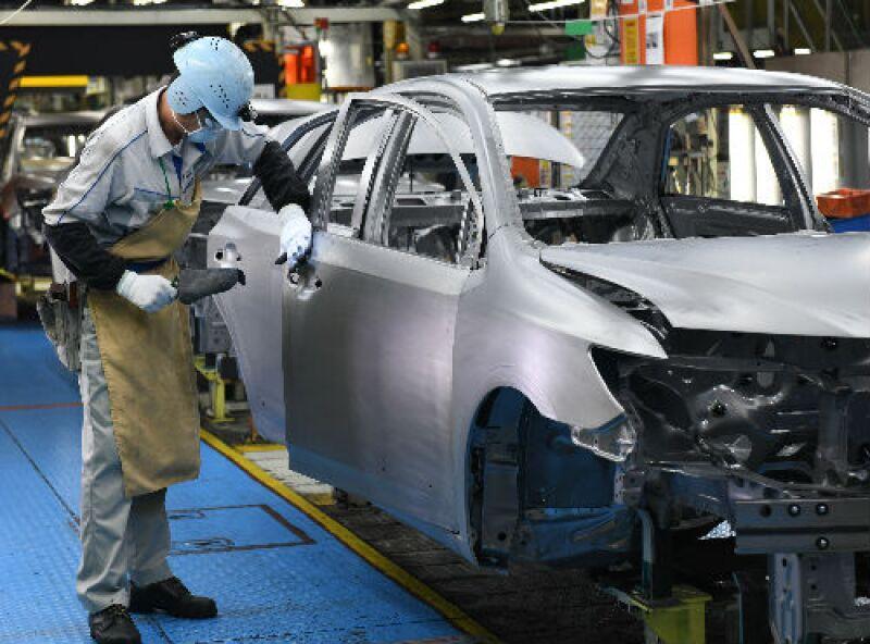 planta de Toyota en Jap�n