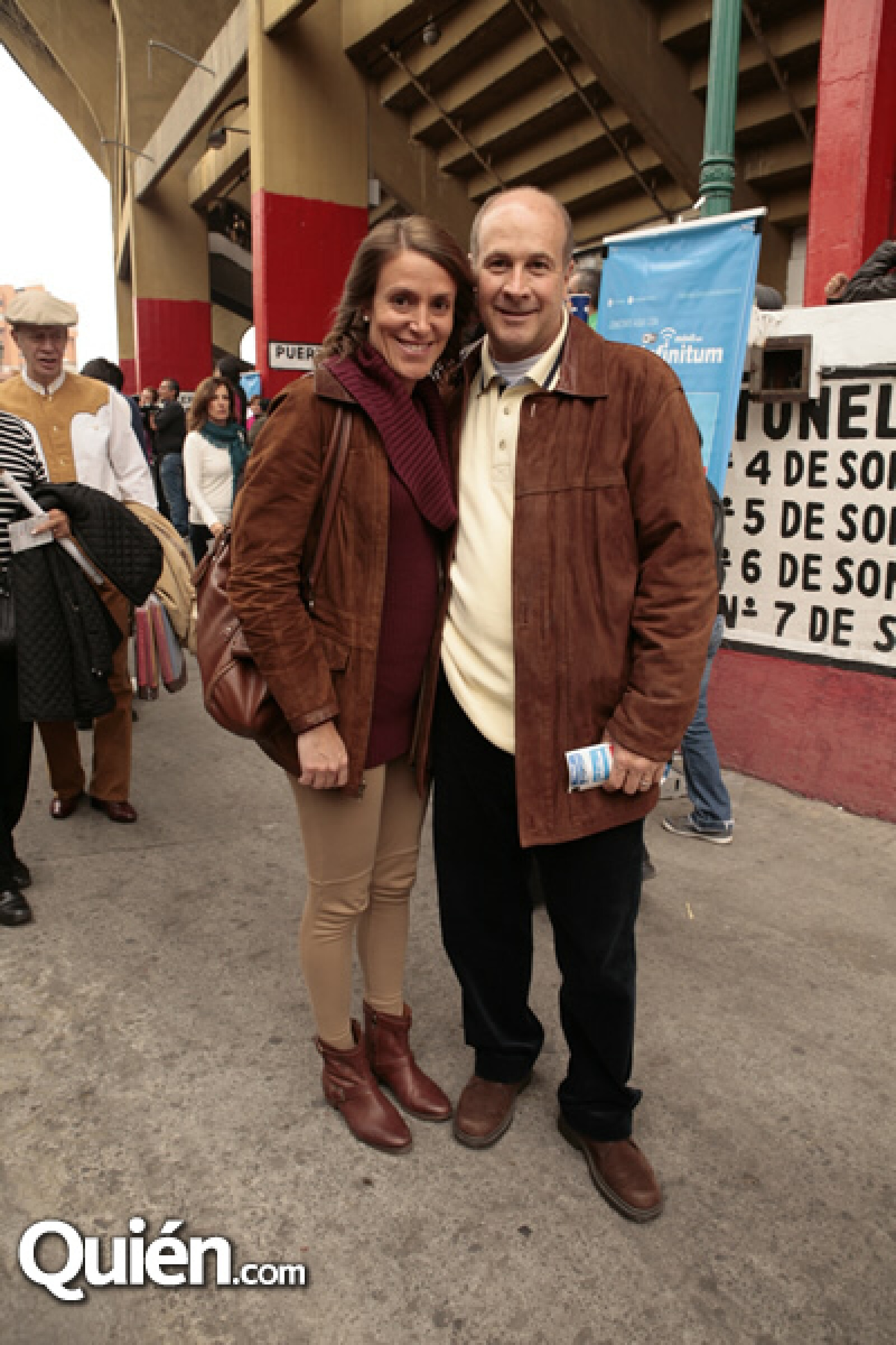 Maribel y Antonio Sierra
