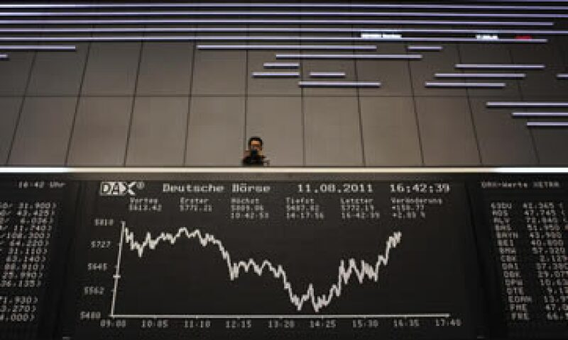 El índice bancario europeo STOXX 600 subió un 3.9% y fue uno de los índices de mejor evolución. (Foto: Reuters)