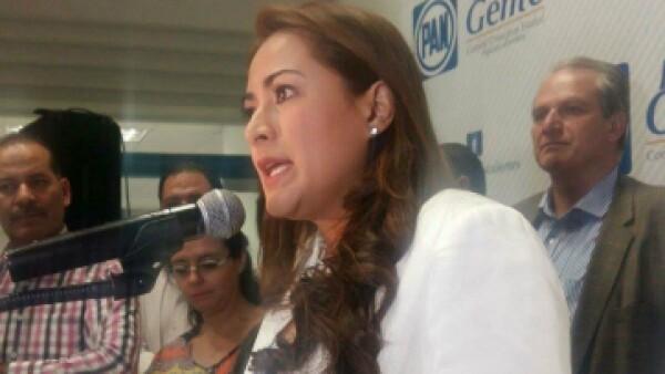 """Teresa Jiménez consideró que las acusaciones son un tema pasado y pidió """"que lo expliquen quienes lo entiendan"""". (Foto: Cortesía)"""