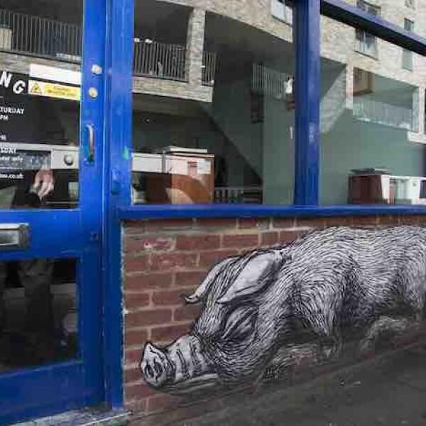 artistas de street art