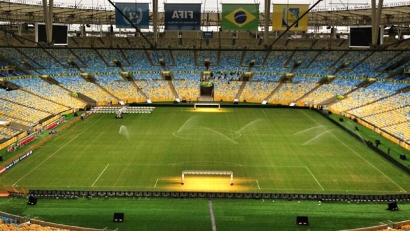 maracana españa brasil
