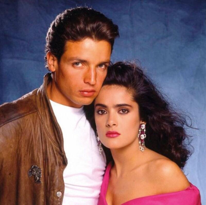 Salma se dio a conocer tras su actuación en la telenovela Teresa en 1989.