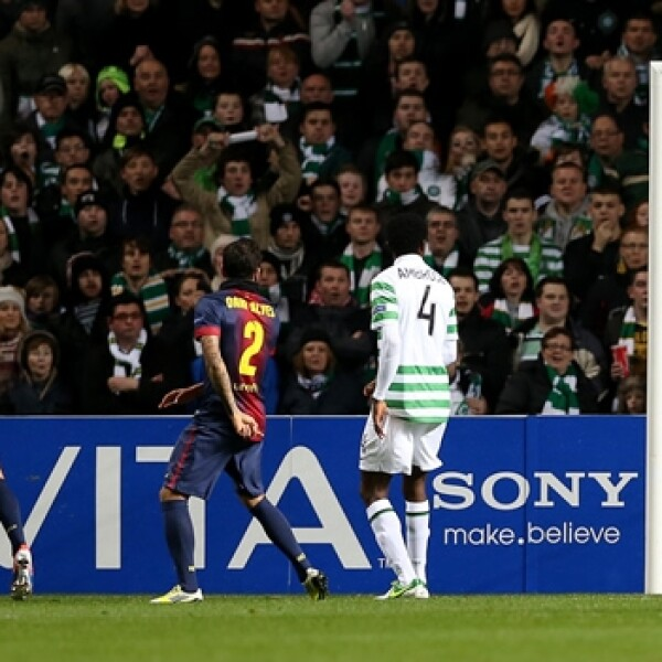 Celtic vs. Barcelona