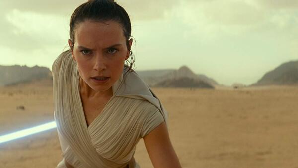 Daisy Ridley y Star Wars